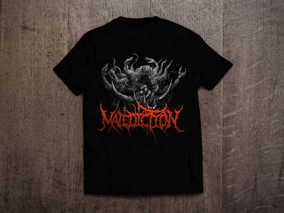 Monstrosity Album Art Shirt main photo