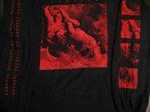 Black Dénouement Shirt (Long Sleeve) photo