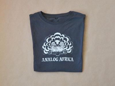 "Analog Africa Men T-Shirt - ""Discharge-Bleach"" Technique main photo"