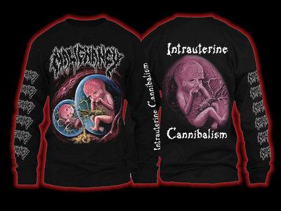 Intrauterine Cannibalism Longsleeve main photo