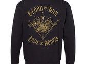 Love & Ashes Sweatshirt Jacket photo