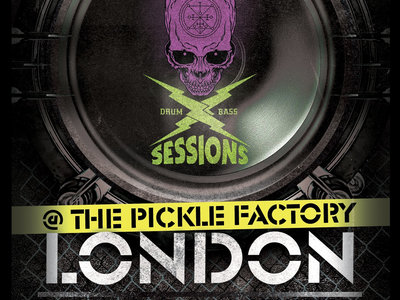 Therapy Sessions **London** 07.03.20 @ The Pickle Factory main photo