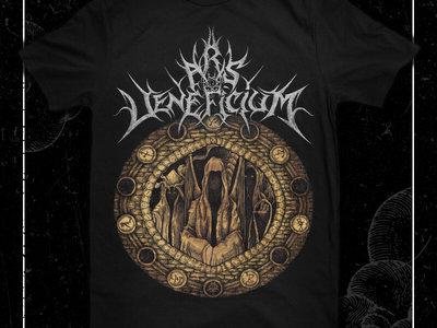 Ars Veneficium - 'Usurpation Of The Seven (Design II)' T-Shirt main photo