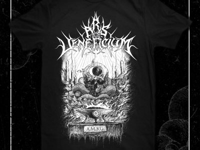 Ars Veneficium – 'In The Fires Of Eternity' T-Shirt main photo