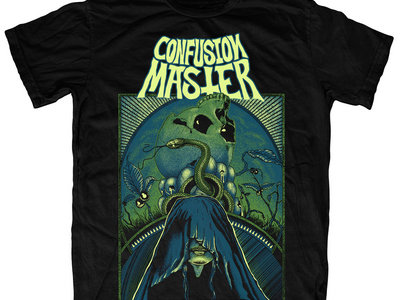 Confusion Master Shirt Reptile Master Design main photo