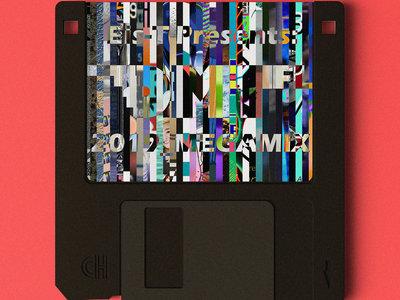 "DMT Tapes FL 2019 Megamix 3.5"" FLOPPY DISK main photo"