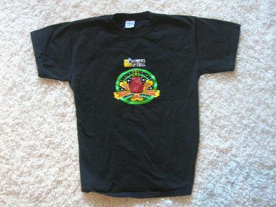 Flowers Of Hell - Beardsley Logo T Shirt main photo