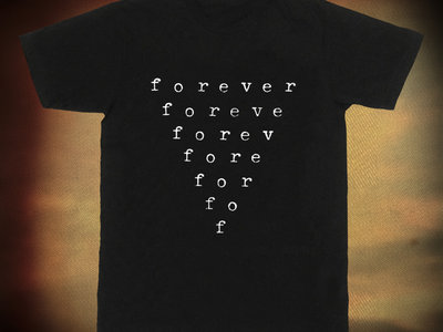 """Forever"" T-Shirt main photo"