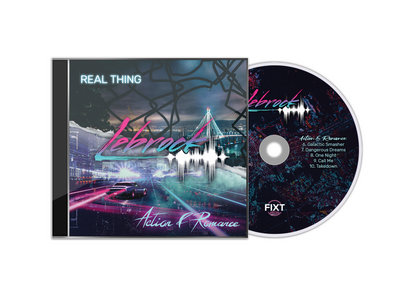 Real Thing / Action & Romance CD main photo