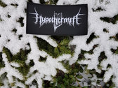 HYPOTHERMIA - LOGO PATCH photo