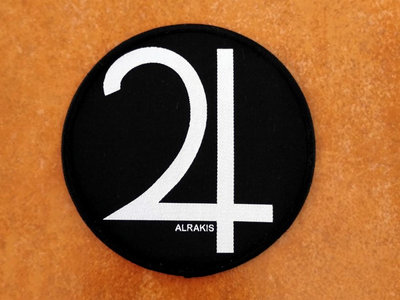ALRAKIS - JUPITER SIGIL PATCH main photo