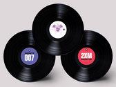 3 x vinyl bundle of your choice! photo
