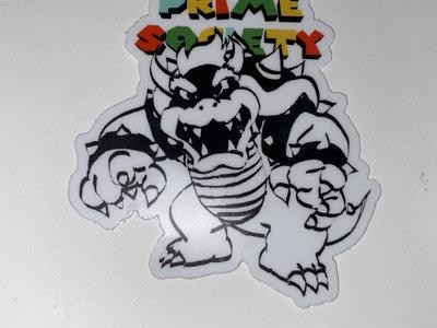 Buck Teeth Stickers main photo