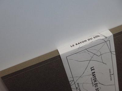 """Livre """"Le Rayon du Sol"""" Léonie Risjeterre (Second tirage) main photo"""