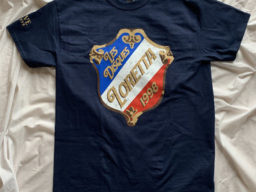 "Loretta ""Royal Crest"" T-Shirt main photo"