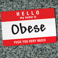 Obese image