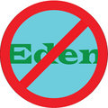 Banned from Eden image