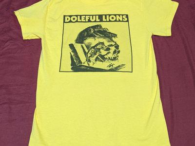 Doleful Lions - Wolf Skull - T-Shirt main photo