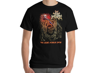 In The Fire - The Living Horror Show T-Shirt main photo
