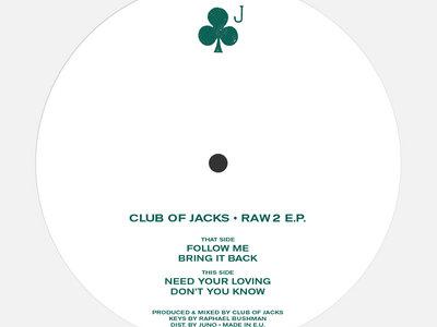 RAW 2 E.P. (Limited edition vinyl) main photo