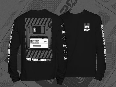 Ohm Resistance 20 Years Long Sleeve T Shirt by Machine™ main photo