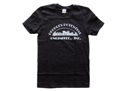 """PEOPLES POTENTIAL UNLIMITED """"CITY LIFE"""" LOGO T-SHIRT main photo"""