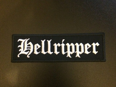 Hellripper Logo Patch main photo