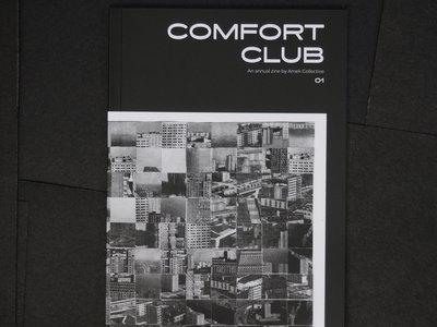 Comfort Club #1 Zine main photo