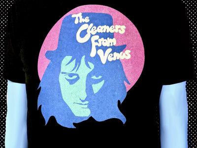 Cleaners From Venus T-Shirt - Logo - Black main photo