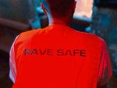 "Savour The Moment ""RAVE SAFE"" - High Visibility Vest photo"