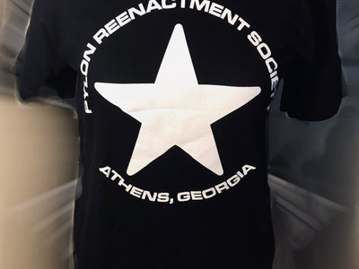 New for 2020- Adult Unisex White Star Design T-Shirt main photo