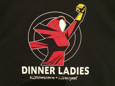 Dinner Ladies 3 Colour Shirt main photo