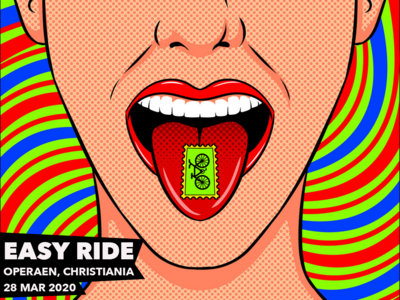 Ticket – Easy Ride dance party feat. The Sonic Dawn main photo