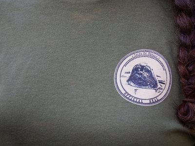 """Deep-Eco T-Shirt: Isles of Shoals """"Official Seal"""" main photo"""