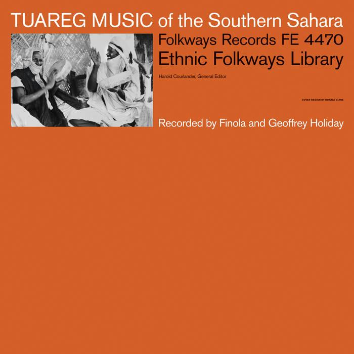 """Various Artists, """"Tuareg Music of the Southern Sahara"""""""