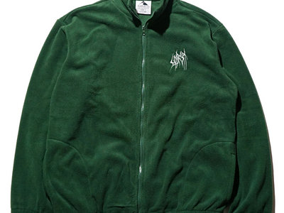 SETE STAR SEPT Chill Fleece Full Zip-Dark Green main photo