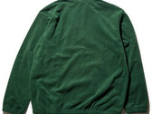 SETE STAR SEPT Chill Fleece Full Zip-Dark Green photo
