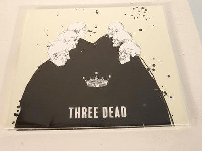 Three Dead - Self-Titled (QUA003) main photo