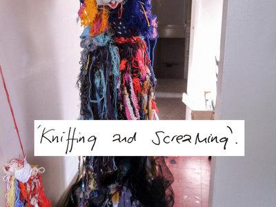 ZINE: Knitting + Screaming - A Tribute to Elen Mai Wyn Jones [Dead Bitch!] main photo