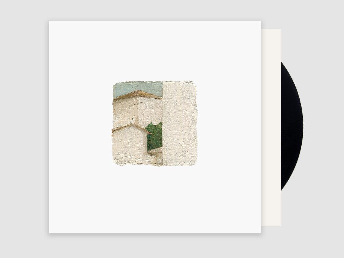 "Tangent 3/"" Vinyl Plate Number 1 Black"