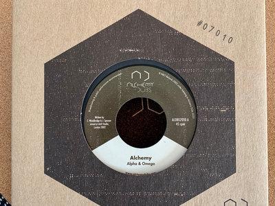 Alpha & Omega - Alchemy / Alchemy Dub (Ojah rfx) - ALDBS7010 main photo