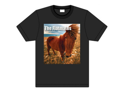 The Flatmates LP Sleeve T-Shirt main photo