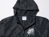 SETE STAR SEPT Champion Pocketable Jacket - Black photo