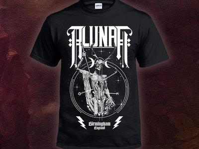 """Hunter - Birmingham England"" T-shirt main photo"