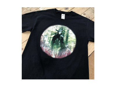 Black Goat Of The Woods T-Shirt main photo