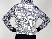 B/W Tinkerbox hoodie photo