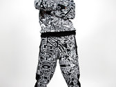 B/W Tinkerbox track pants photo
