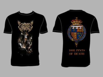 T-Shirt 1008 Pints of Death main photo