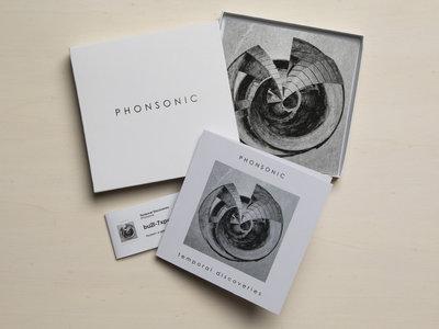 Temporal Discoveries - Artprint Matchbox main photo
