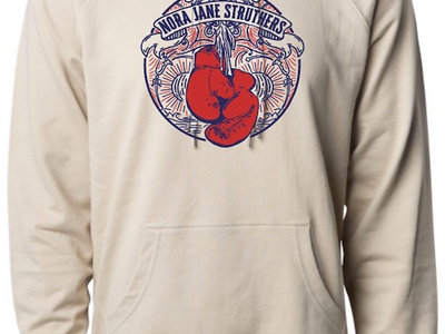 Boxing Gloves Hoodie main photo